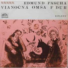 Edmund Pascha - Vianocna Omsa F Dur (LP / Vinyl)