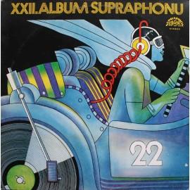 XXII. Album Supraphonu (LP / Vinyl)