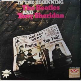 The Beatles And Tony Sheridan – In The Beginning  (2LP / Vinyl)