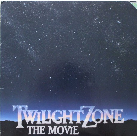 Jerry Goldsmith ‎– Twilight Zone - The Movie