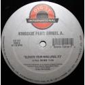 "Kingsize – Elevate Your Mind (Feel It)  (12"" / Vinyl)"