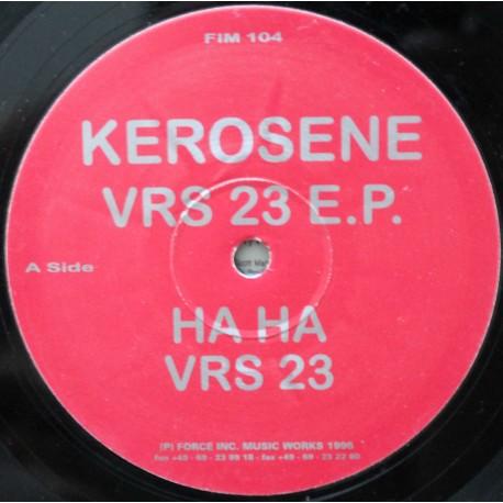 Kerosene – VRS 23 E.P.