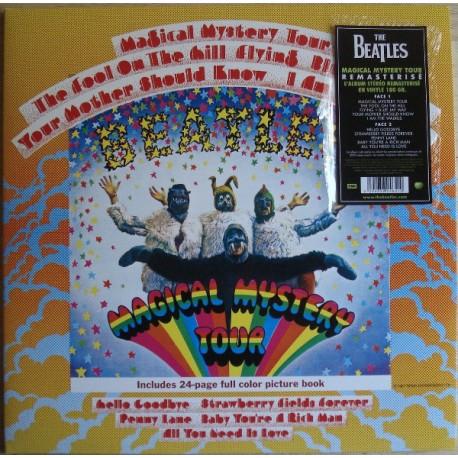The Beatles – Magical Mystery Tour (LP / Vinyl)
