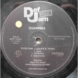 "Shawnna – Posted / R.P.M. (12"" / Vinyl)"