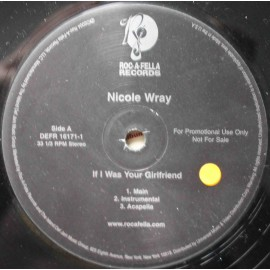 "Nicole Wray – If I Was Your Girlfriend (12"" / Vinyl)"