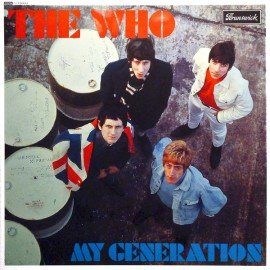 The Who ‎– My Generation (LP / Vinyl)