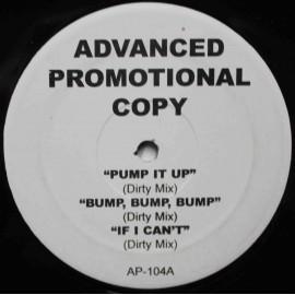"Unknown Artist – Advanced Promotional Copy (12"" / Vinyl)"