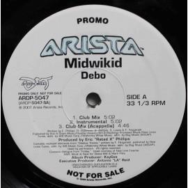 "Midwikid – Debo (12"" / Vinyl)"