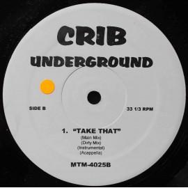"""Unknown Artist – Supreme Hustle / Take That (12"""" / Vinyl)"""