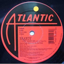 "Brandy – U Don't Know Me (Like U Used To) (12"" / Vinyl)"