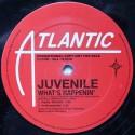 """Juvenile – What's Happenin'  (12"""" / Vinyl)"""