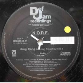 "N.O.R.E. – Hang, Hang (12"" / Vinyl)"