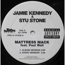 "Jamie Kennedy & Stu Stone Feat. Paul Wall – Mattress Mack (12"" / Vinyl)"
