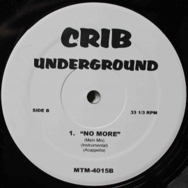 "VA – Crib Underground (12"" / Vinyl)"