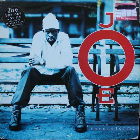 "Joe ‎– The One For Me  (12"" / Vinyl)"
