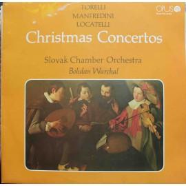 Torelli, Manfredini, Locatelli – Christmas Concertos (LP/ Vinyl)