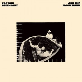 Captain Beefheart & The Magic Band ‎– Clear Spot (LP / Vinyl)