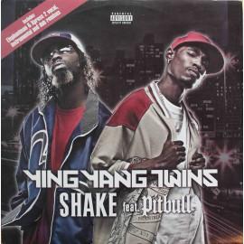 """Ying Yang Twins Feat. Pitbull – Shake (12"""" / Vinyl)"""