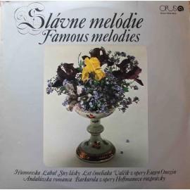 Slávne Melódie (LP/ Vinyl)