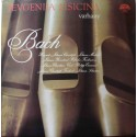 Jevgenija Lisicina - Bach Varhany (LP/ Vinyl)