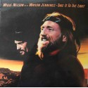 WillIe Nelson With Waylon Jennings ‎– Take It To The Limit (LP / Vinyl)