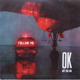 "Karel Hála, Karel Krautgartner And His Orchestra ‎– OK ČSA (7"" / Vinyl)"