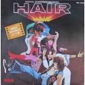 "Cheryl Barnes, Beverly D'Angelo – Hair (7"" / Vinyl)"