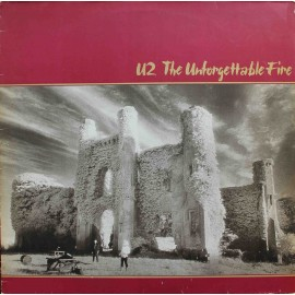 U2 ‎– The Unforgettable Fire (LP / Vinyl)