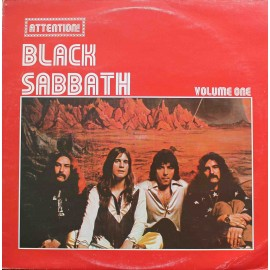 Black Sabbath ‎– Attention! Black Sabbath Volume One (LP / Vinyl)