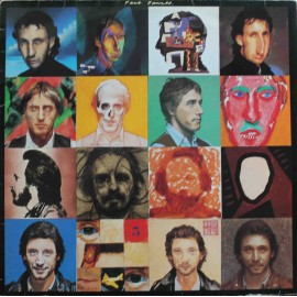 The Who ‎– Face Dances (LP / Vinyl)