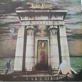 Judas Priest ‎– Sin After Sin (LP / Vinyl)