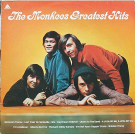 The Monkees ‎– Greatest Hits (LP / Vinyl)