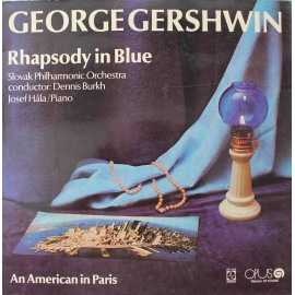 George Gershwin ‎– Rhapsody In Blue / An American In Paris (LP/ Vinyl)