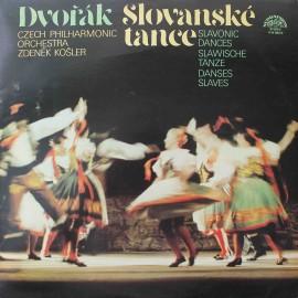 Antonín Dvořák – Slovanské Tance (2LP/ Vinyl)