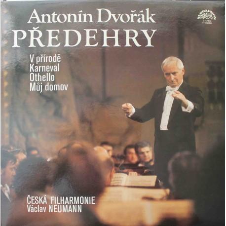 Antonín Dvořák – Předehry (LP/ Vinyl)