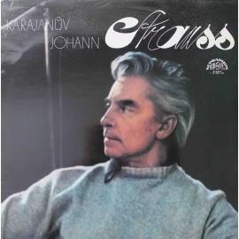 Karajanův Johann Strauss (LP / Vinyl)