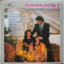Jiří Šlitr, Jiří Suchý – Carmen Party 1 (LP/ Vinyl)