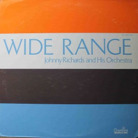 Johnny Richards And His Orchestra ‎– Wide Range (LP / Vinyl)