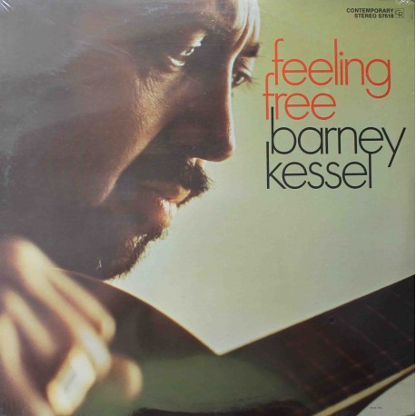 Barney Kessel – Feeling Free (LP / Vinyl)
