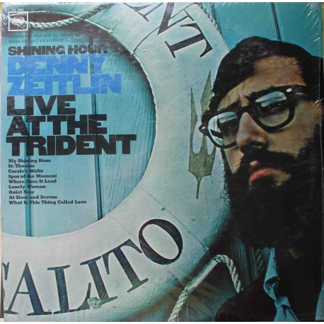 Denny Zeitlin ‎– Shining Hour - Live At The Trident (LP / Vinyl)