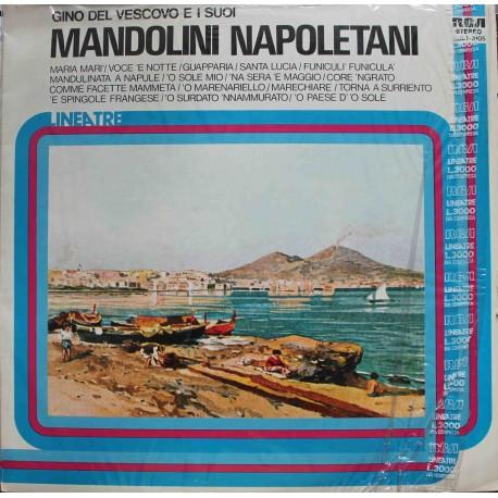 Gino Del Vescovo – Gino Del Vescovo E I Suoi Mandolini Napoletani (LP / Vinyl)