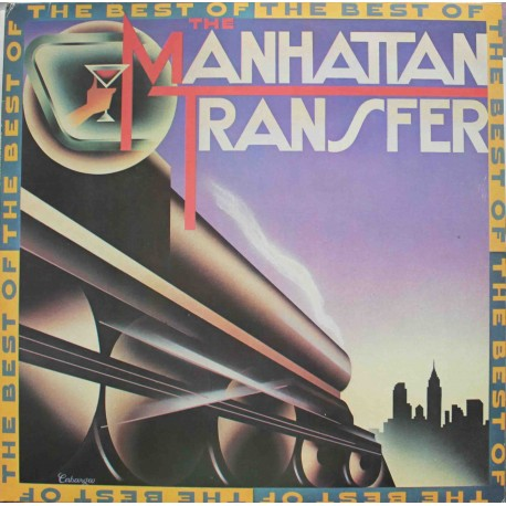 The Manhattan Transfer ‎– The Best Of The Manhattan Transfer (LP/ Vinyl)