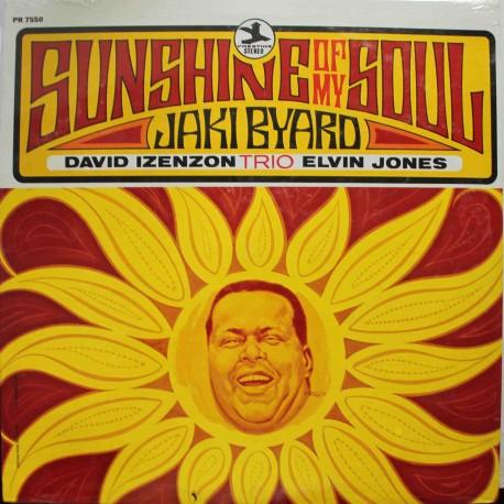 Jaki Byard Trio – Sunshine Of My Soul (LP / Vinyl)