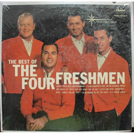 The Four Freshmen ‎– The Best Of The Four Freshmen (LP / Vinyl)