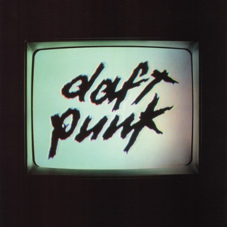 Daft Punk ‎– Human After All (2LP / Vinyl)