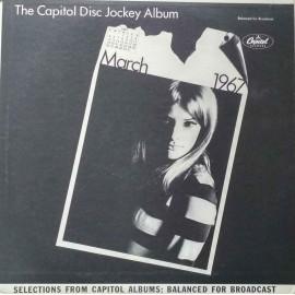 The Capitol Disc Jockey Album - March 1967 (LP / Vinyl)