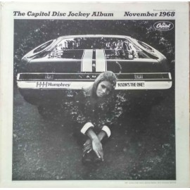 The Capitol Disc Jockey Album - November 1968 (LP / Vinyl)