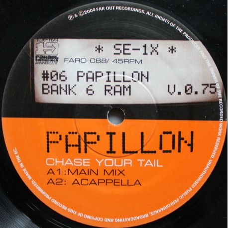 Papillon – Chase Your Tail