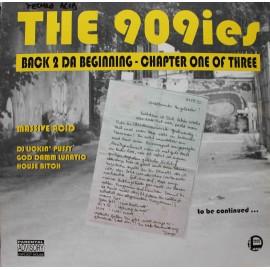 Marko Beyer – The 909ies - Back 2 Da Beginning - Chapter One Of Three