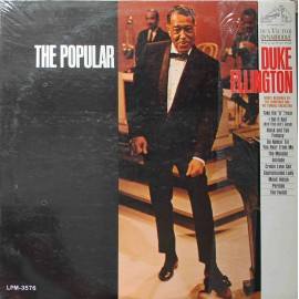 Duke Ellington And His Orchestra – The Popular Duke Ellington (LP / Vinyl)